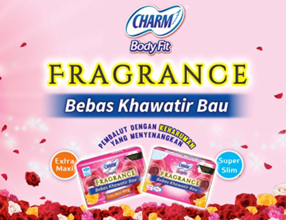 CHARM Body Fit® Fragrance